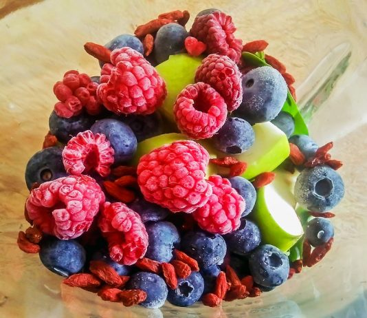 Owoce goji