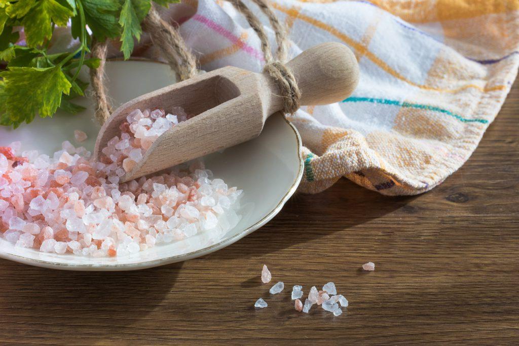 Przyprawy zamiast soli