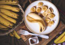 Puszyste placuszki bananowe