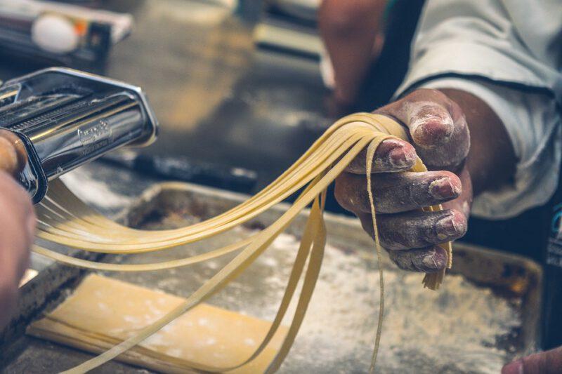 Maszynka do robienia makaronu