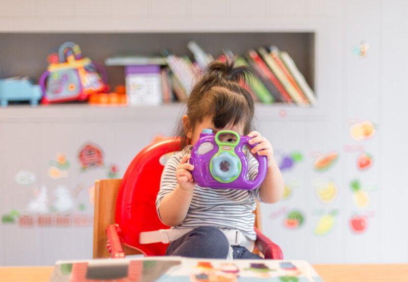 Krzesełka do karmienia dzieci